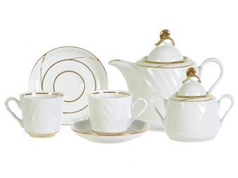 Чайный сервиз 14 пр Бомонд форма Голубка