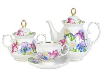 Чайный сервиз 14пр ф.Мария Английская классика