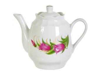 Чайник 1750см3 ф.116а Колокольчики