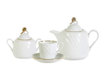 Чайный сервиз 14 пр Классик форма Голубка