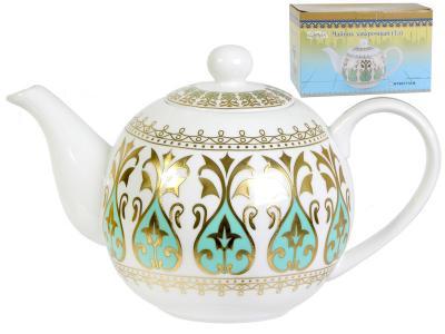 Чайник заварочный 1л ''Райский сад'' (51429)