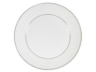 Тарелка десертная 21см круглая Снежная королева