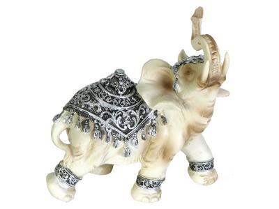 Фигурка Белый слон 11*5*11, 5см