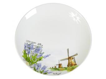Тарелка Лаванда мелкая 22см