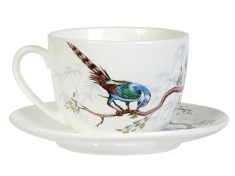 Чайная пара ''Соната'' гр.8 Птицы