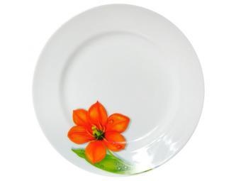 Тарелка 200мм мелкая ф.Идиллия Солнечный тюльпан