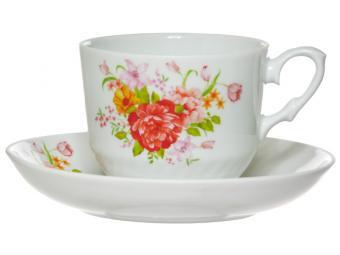 Чайная пара Кирмаш 250 см3 Натали
