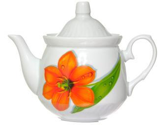 Чайник 550см3 ф.Кирмаш Солнечный тюльпан