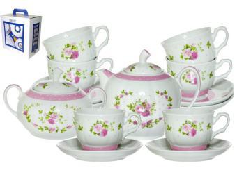 Чайный сервиз 14пр форма Дыня Маркиза