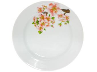 Тарелка мелкая 175мм ф.Идиллия Яблоневый цвет