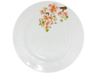 Тарелка мелкая 240мм ф.Идиллия Яблоневый цвет