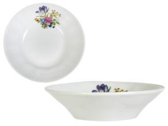 Блюдце для варенья Букет цветов 11см