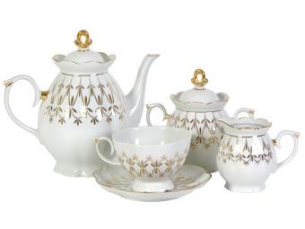 Чайный сервиз 15пр ф.Елена Колье-2
