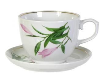 Чайная пара 500мл Бутон 5С0422
