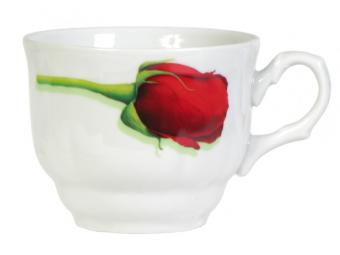 Чашка чайная Королева цветов 250мл