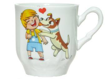 Кружка 220см3 ''Мой любимый пёс''