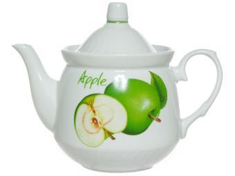 Чайник 550см3 ф.Кирмаш Зеленое яблоко