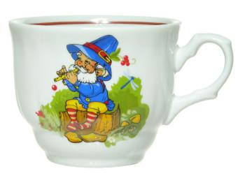 Чашка чайная 250см3 ф.Тюльпан Лесовичок