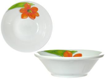Салатник Идиллия 600 см3 Солнечный тюльпан