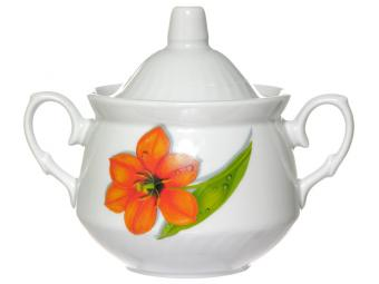 Сахарница Кирмаш 450 см3 Солнечный тюльпан