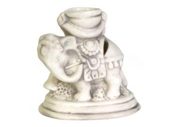 Аромалампа Слон декор