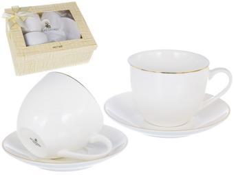 Чайный набор 4пр Шелк