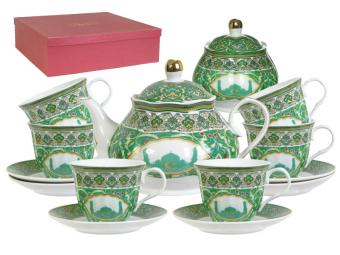 Чайный набор Мусульманский 14пр в коробке (58524)