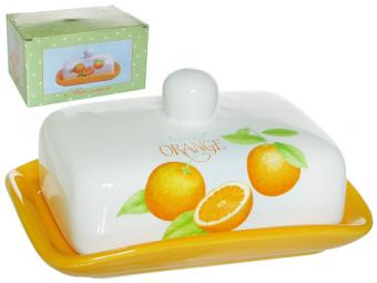 Масленка ''Апельсин''