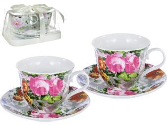 Чайный набор 4пр Цветение 124-01050