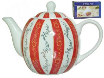 Чайник заварочный 800мл Алая лента