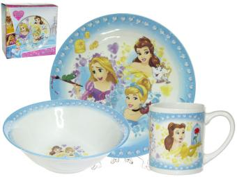 Набор детский 3пр Disney ''Принцессы''