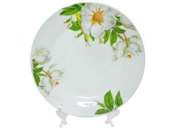 Тарелка обеденная 23см ''Шиповник'' (159407)