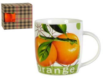 Кружка Спелые апельсины 400мл