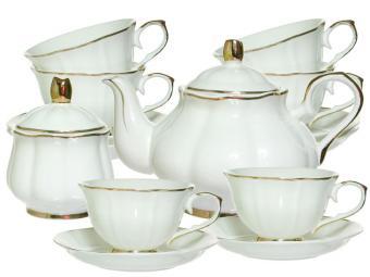 Чайный набор 14пр 250мл Грация