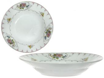 Тарелка суповая 500мл 20см Венеция