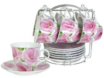 Чайный сервиз 12пр м/п (48085)