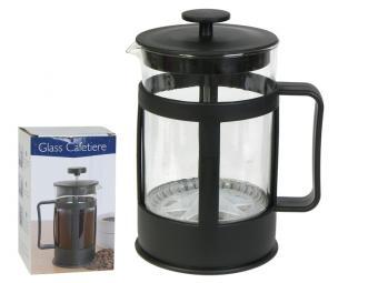 Кофе-пресс 600мл термостойкий пластик