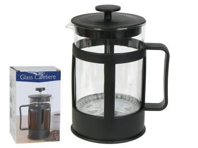 Кофе-пресс 600 мл термостойкий пластик