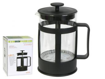 Кофе-пресс 800мл термостойкий пластик