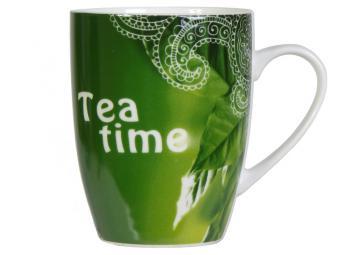 Кружка бочка 400 Чай