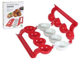 Форма для фаршированных шариков, котлет с начинкой