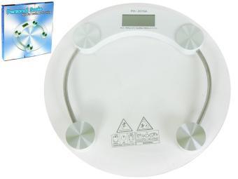 Весы напольные электронные круг 150кг