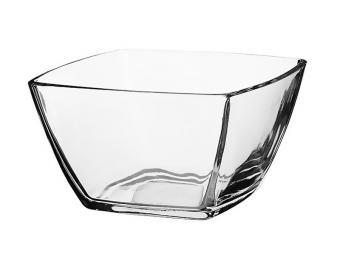 Салатник Tokio стеклянный 12,5*12,5см