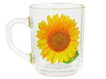 Кружка ''Gren tea'' Коллекция цветов 200мл