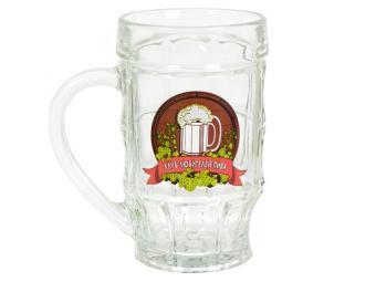 Кружка 500 мл для пива ''Пинта'' Клуб любителей пива