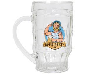 Кружка для пива 500мл Пинта Праздник пива 110123
