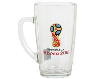 Кружка 400мл XXXL Эмблема FIFA