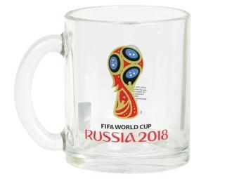 Кружка 320мл Чайная Эмблема FIFA