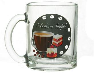 Кружка ''Чайная'' Кофе-пауза 320мл