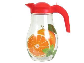 Кувшин 1,7л ''Цитрусовые Апельсин''